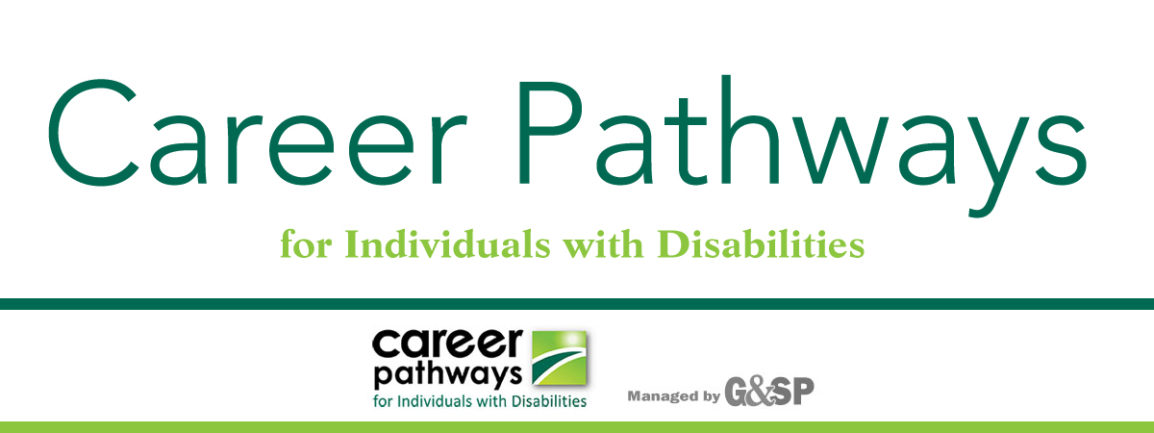 Career Pathways for Individuals with Disabilities