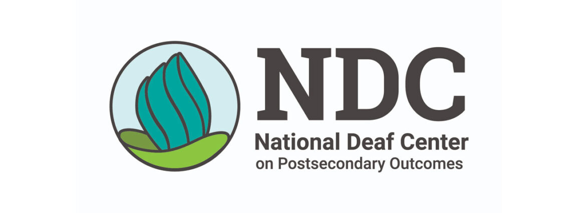 National Deaf Center on Postsecondary Outcomes logo